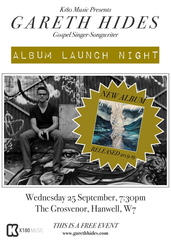 Rescue Album Launch
